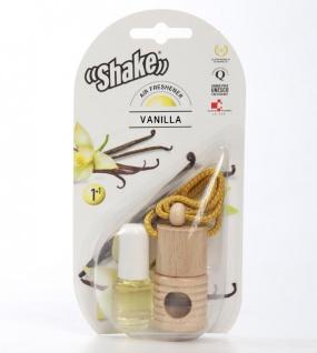 Shake Lufterfrischer Vanille 1+1 GRATIS Refill