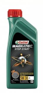 5W-30 Castrol Magnatec Stop Start A5 Motoröl 1 Liter