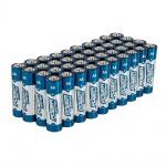 PowerMaster Super Alkali Batterien LR6 AA 4er