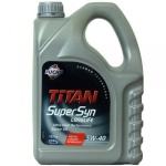 5W-40 TITAN SuperSyn Longlife