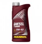 Mannol 5W-40 Diesel Turbo 1 Liter