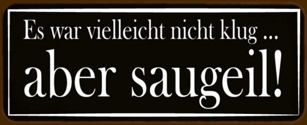 Blechschild Spruch Whiskey Bar schwarzes Metallschild 27x10 cm Wanddeko tin sign