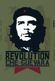 Revolution. Che Guevara. Cuba blechschild