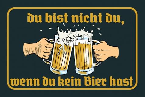 wer Bier mitbringt Männer Geschenk Blechschild Sozial ist Kneipen Schild