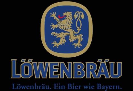 Löwenbräu Ein Bier wie Bayern blechschild
