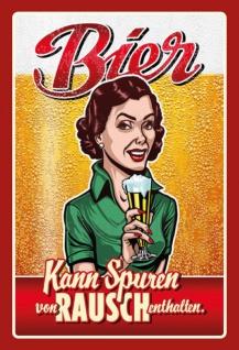 Bier Kann spuren von rausch erhalten spruch lustig ...