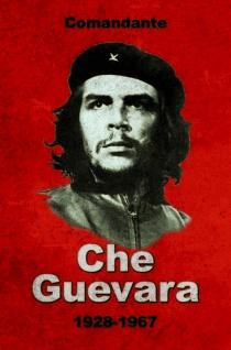 Retro: Comandante Che Guevara Blechschild 20x30 cm