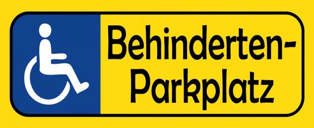 Schild 40 x 25 cm P Parken Parkplatz Nur fuer Kurzparker 309484
