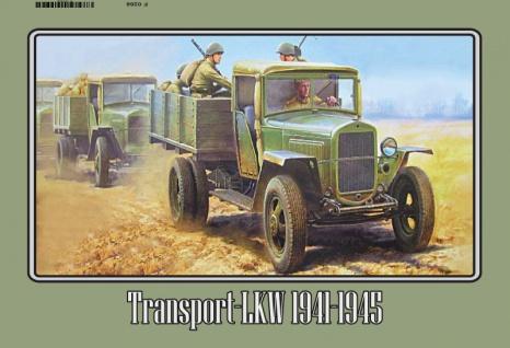 Transport LKW 1941-1945 Bundeswehr blechschild