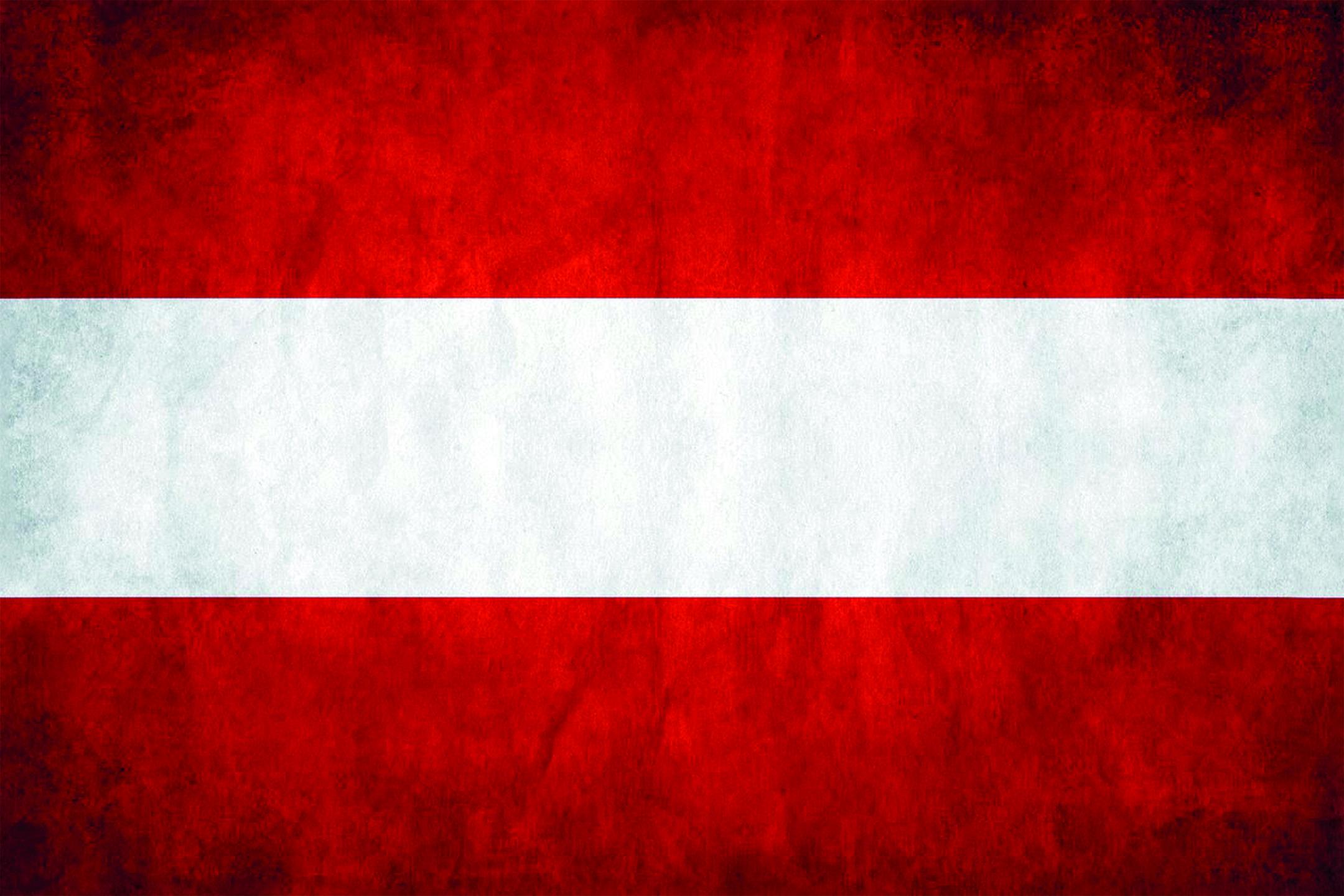 österreich Fahne Länder Fahne Austria Flag Blechschild Kaufen Bei