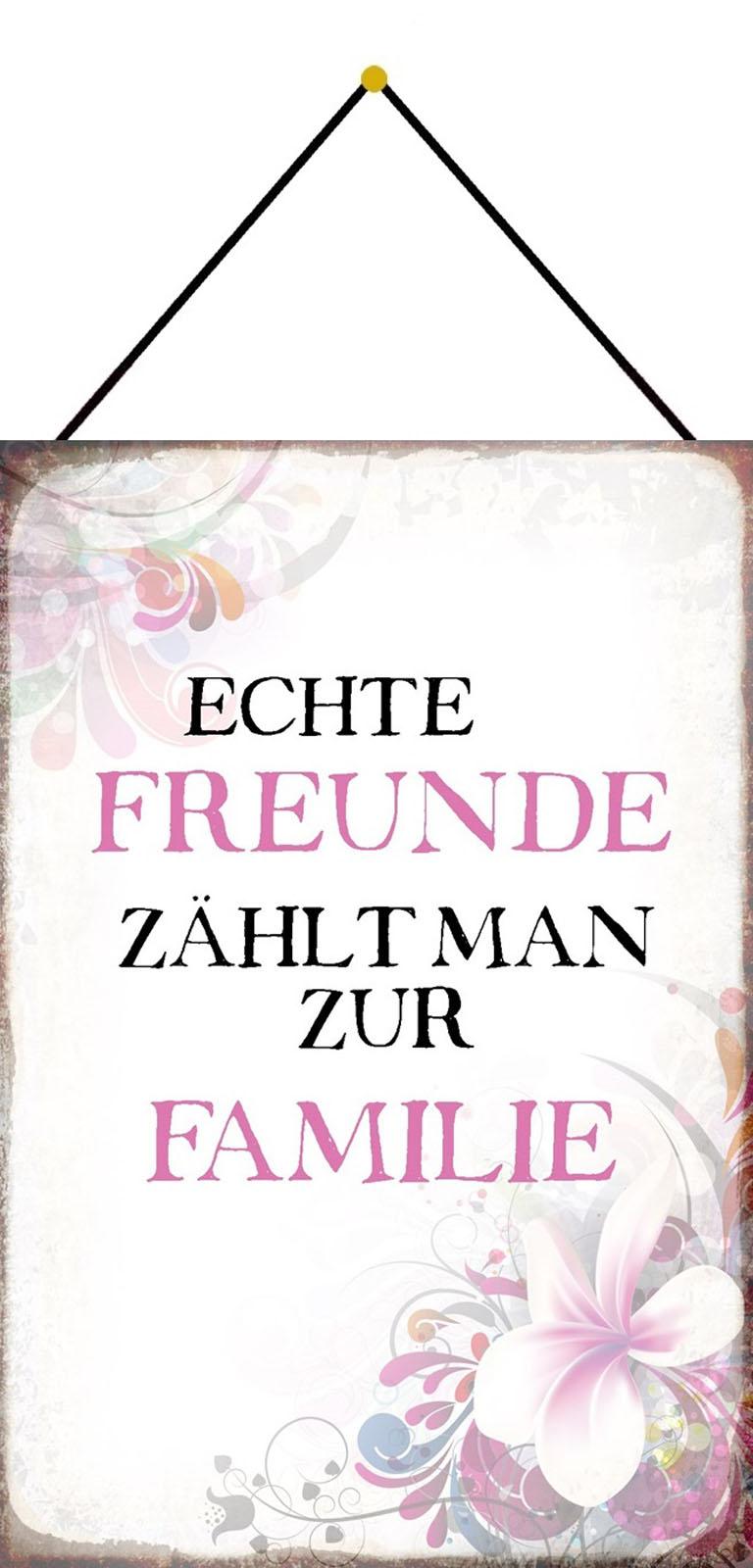 Familie und spruch freunde über Familie Sprüche