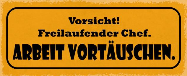 PST-SCHILD Warnschild - 309219 Vorsicht Freilaufender Jack Russell...