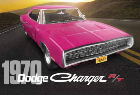 Dodge Charger Hemi R/T USA Car Auto 1970 blechschild