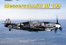 Messerschmitt BF 109 flugzeug im flug luftwaffe blechschild