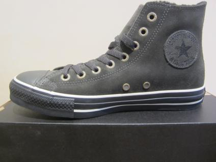 Converse All Star Stiefel, NEU Schnürstiefel, Winterstiefel, olivgrün, Leder NEU Stiefel, b68f40