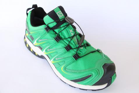 Salomon Sportschuhe Laufschuhe GTX Halbschuhe XA PRO 3D GTX Laufschuhe grün 370813 Neu! 5399bd