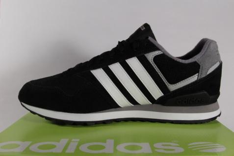 Adidas AW4678 RUNEO Sneaker 10K Sportschuhe Turnschuhe Sneaker RUNEO schwarz/weiss NEU! 49b447