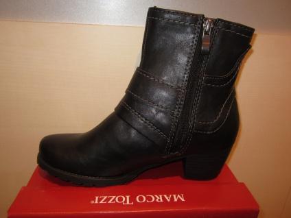 Marco Tozzi gefüttert. Stiefel, Stiefelette, schwarz, leicht gefüttert. Tozzi RV NEU!! 565b70