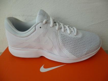 Nike Sneakers Freizeitschuhe Sportschuhe Laufschuhe Halbschuhe weiß NEU