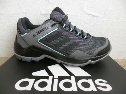 Adidas Terrex Damen Sneakers Sportschuhe Halbschuhe schwarz/grau NEU!