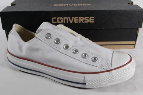 Converse All Star Slipper, weiß, Textil/ Leinen, Neu!!!