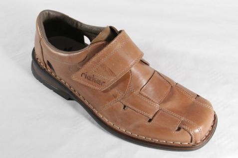 Rieker Slipper Sneakers Halbschuhe braun braun braun weiche Lederinnensohle NEU d9e9db