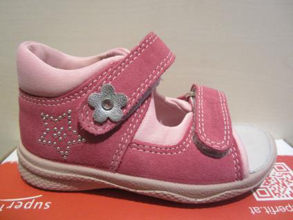 Superfit LL-Sandale Neu pink/silber KVLederfußbett Neu LL-Sandale !!! 798bd5