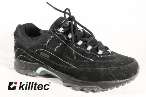 Killtec Damen Schnürschuh Sneaker schwarz Neu!!