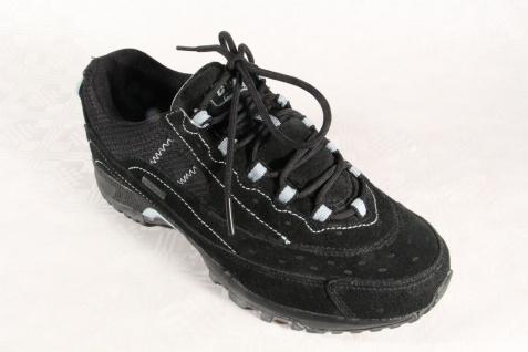 Killtec Damen Damen Killtec Schnürschuh Sneaker schwarz Neu!! f3a0a3