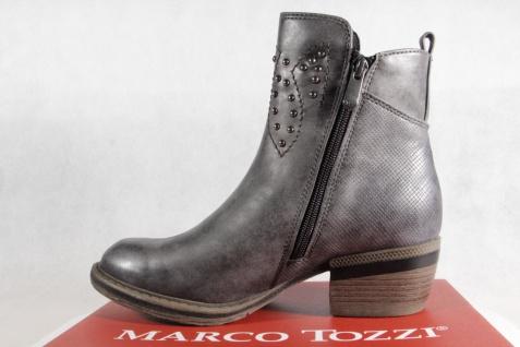 Marco Tozzi 25361 Stiefelette Stiefel, Stiefel grau, 25361 Tozzi NEU!! 526bf1