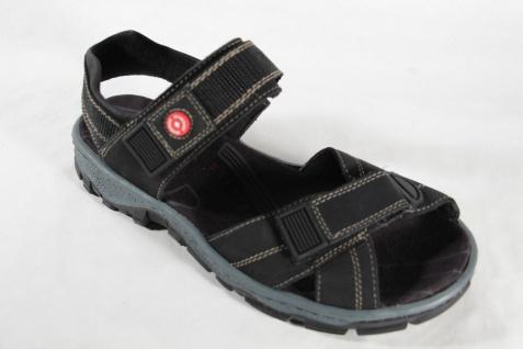 Rieker Damen Sandalen Innenfußbett Sandaletten, schwarz, KV, weiches Innenfußbett Sandalen 68851 NEU!! 661f0b