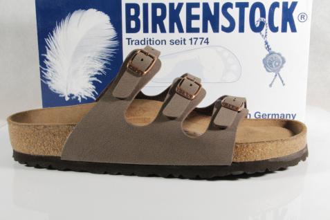 Birkenstock 053881 Damen Pantolette Birkoflor braun 053881 Birkenstock NEU! fc4bc0