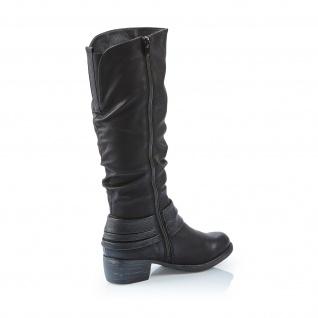 Rieker-Tex Damen Stiefel Stiefeletten schwarz NEU warm gefüttert 93158 NEU schwarz aeda9e