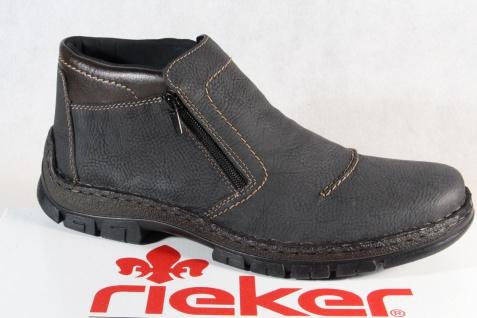 Rieker Herren Stiefel Stiefelette Stiefeletten Boots braun 12271 NEU
