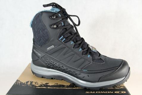 Salomon ELLIPSE WINTER GTX Stiefel 404699 Boots schwarz
