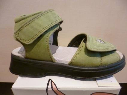Trettal Mädchen Sandalen Sandaletten grün, NEU!!