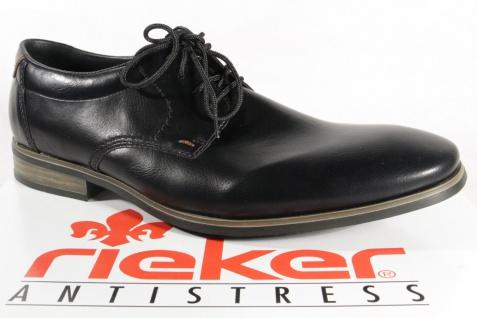 Rieker Schnürschuhe NEU Sneakers Halbschuhe schwarz 10610 NEU Schnürschuhe c8aab3