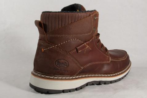 Dockers Boots Stiefel Schnürstiefel Boots Dockers Winterstiefel braun Leder NEU 998ca6