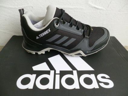 Adidas Terrex Damen Sneakers Sportschuhe Halbschuhe wasserdicht schwarz NEU!