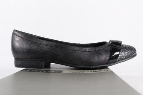 Jana Damen Slipper Ballerinas schwarz NEU! NEU! schwarz 6b02b6