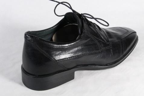 Franco Buzzato Herren NEU! Schnürschuh, Halbschuh Sneaker schwarz, NEU! Herren a29f9e