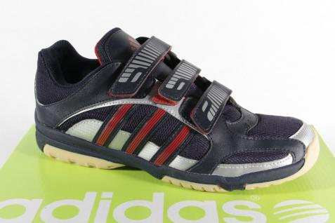 adidas Young Play Sportschuhe Laufschuhe blau/rot NEU