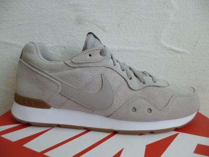 Nike Sneakers Freizeitschuhe Sportschuhe Laufschuhe Halbschuhe Leder grau NEU