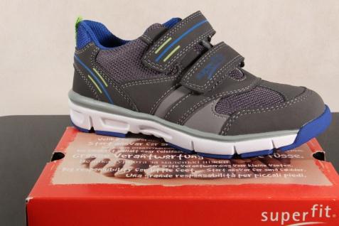 Superfit Jungen Slipper Sneaker Sneakers Sportschuhe grau NEU!
