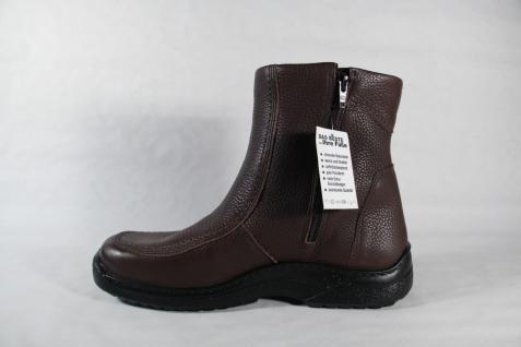 Jomos Herren Stiefel braun Winterstiefel Boots Stiefelette braun Stiefel Lammfell 408501 Neu! 335c31