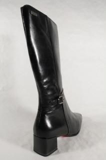 Caprice Damen Damen Caprice Stiefel schwarz Echtleder Neu!!! a2e502