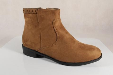 Top Or Stiefelette Stiefel, 8355 Stiefel, Winterstiefel braun RV 8355 Stiefel, NEU!! 155e2d