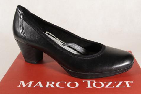Marco Tozzi 22420 Pumps Slipper schwarz ANTIshokk NEU!