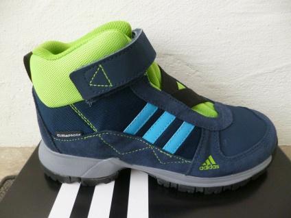 Adidas Sportschuhe Stiefel Wanderschuhe wasserdicht blau NEU!
