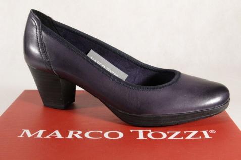Marco Tozzi 22420 Pumps Slipper blau ANTIshokk NEU!